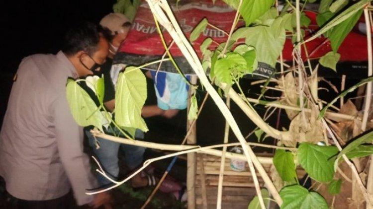Warga Bungo-Jambi Kabur dari Kejaran Petugas dengan Cara Terjun ke Sungai, Kapolres: Bersama Basarnas Kita Cari