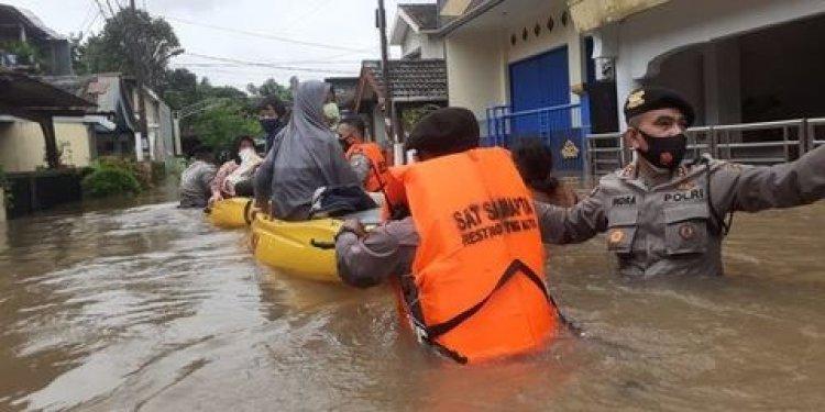 Waspada! Potensi Banjir dan Bencana di Tiga Daerah Ini