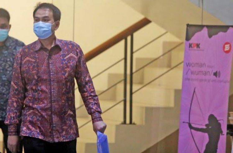 Akhirnya! KPK Tangkap Wakil Ketua DPR Aziz Syamsuddin
