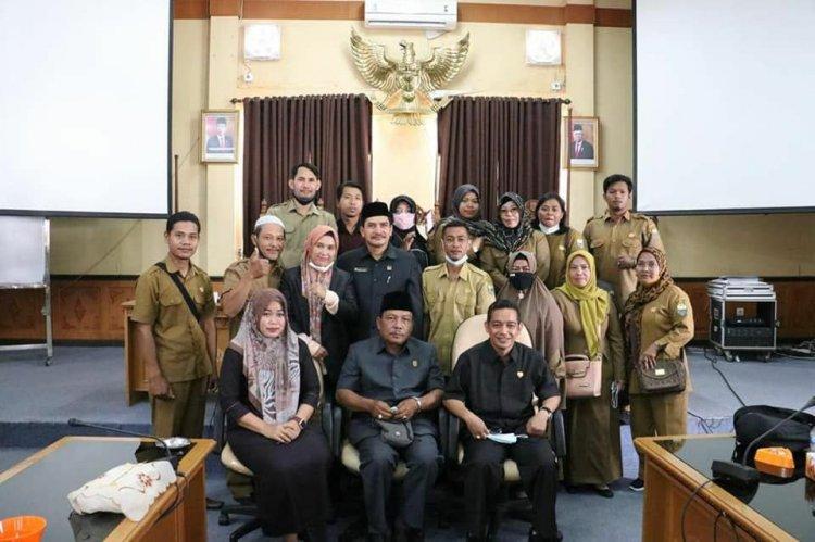 Komisi III DPRD Muarojambi Terima Kedatangan Guru Honorer Bahas PPPK