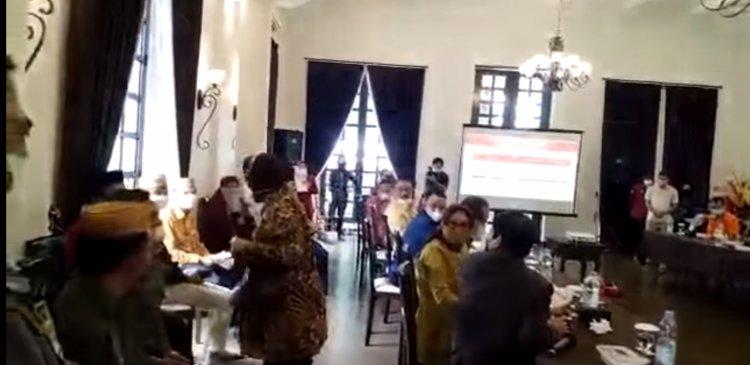 Viral! Mensos Risma Marahi PKH di Gorontalo, Gubernur Rusli Pun Tersinggung, Terungkap Faktanya Begini