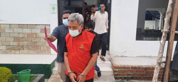 Mantan Ketua Pokja ULP UIN Sultan Thaha Jambi Resmi Ditahan