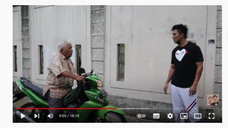 Buntut Baim Wong Marahi Kakek-kakek, Taqy Malik: Jujur Hati Gue Sakit, Setidaknya Tegurlah dengan Cara Beradab!