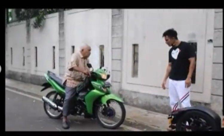 Ini Dia Fakta Terungkap Kakek yang Dimarahi Baim Wong, Ternyata....