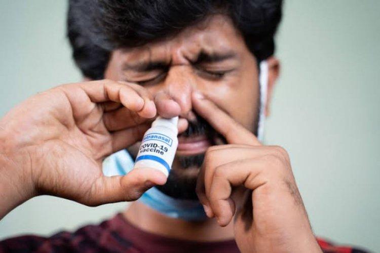 Luar Biasa! Rusia Uji Coba Vaksin Lewat Semprot Hidung