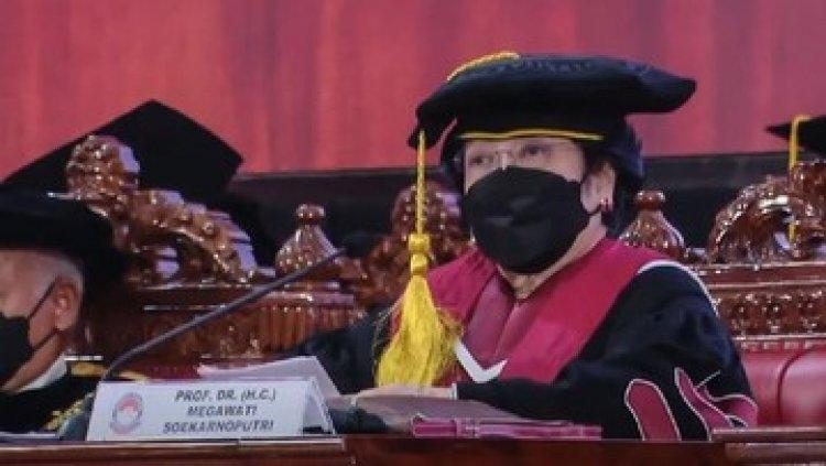 Jokowi Lantik Megawati dan Dewan Pengarah BRIN