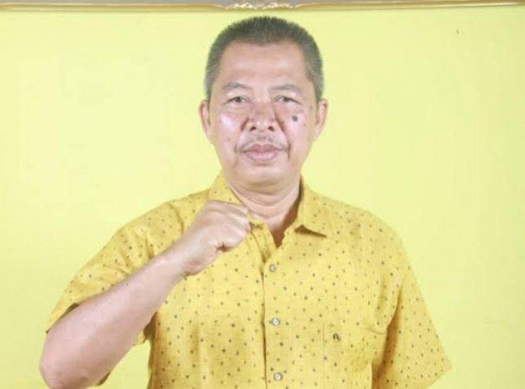 Dikabarkan Mundur dari Sekretaris DPD I Golkar Jambi, A Rahman: Tunggu Bae Tanggal Mainnyo
