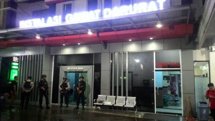 Kapolda Jambi Nyatakan Lanjutkan Pembangunan RS Bhayangkara