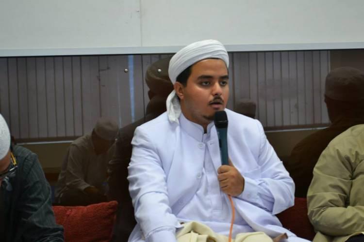 Santuni Yatim, Menantu Rizieq Shihab Titip Pesan Politik