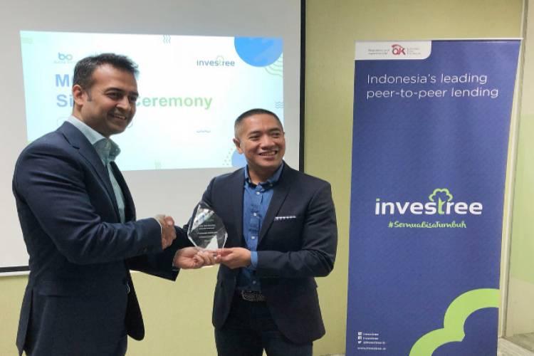 Salurkan Kredit UMKM, Amar Bank Gandeng Investree