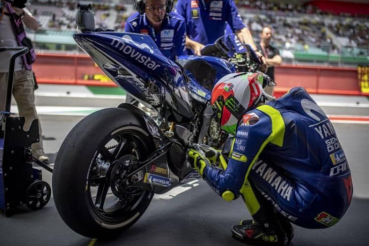 Rossi Sebut Pemilihan Ban Bakal Jadi Kunci di MotoGP Catalunya 2018