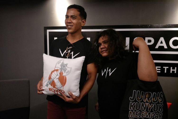 Film Wiro Sableng Luncurkan Official Merchandise