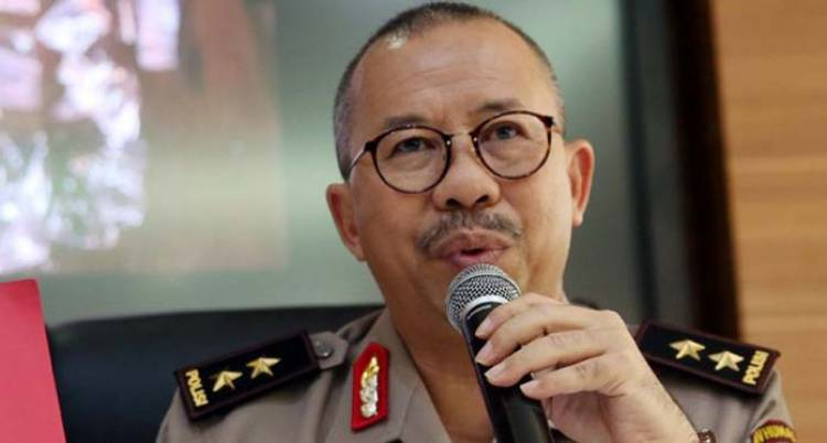 Kadiv Humas Polri beri penjelasan tentang Mutasi  Wakapolda Maluku