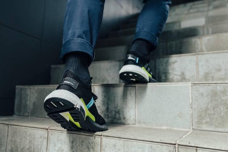 KEREN..!!!..Adidas Luncurkan Sneakers Inovatif Melalui P.O.D System