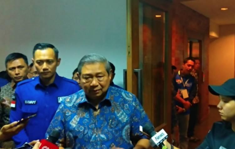 KEREN.!! Melejit ke Urutan 2 di Hitung Cepat Pilgub Jabar, SBY Puji Strategi Sudrajat-Syaikhu