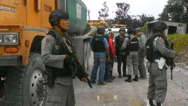 Dua Polisi Pembawa Logistik Pilkada Papua Sampai Saat Ini Belum Ditemukan