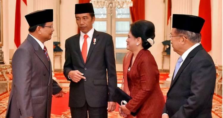 Syamsuddin: Penantang Jokowi di Pilpres 2019 bukan Lagi Prabowo