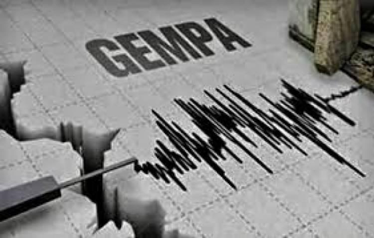 Warga Panik Berhamburan Keluar Rumah, Gempa Bumi Guncang Kerinci