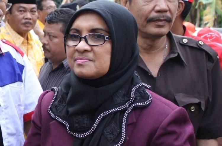 Berlabuh ke NasDem, Istri Plt Gubernur Jambi Hengkang dari Demokrat