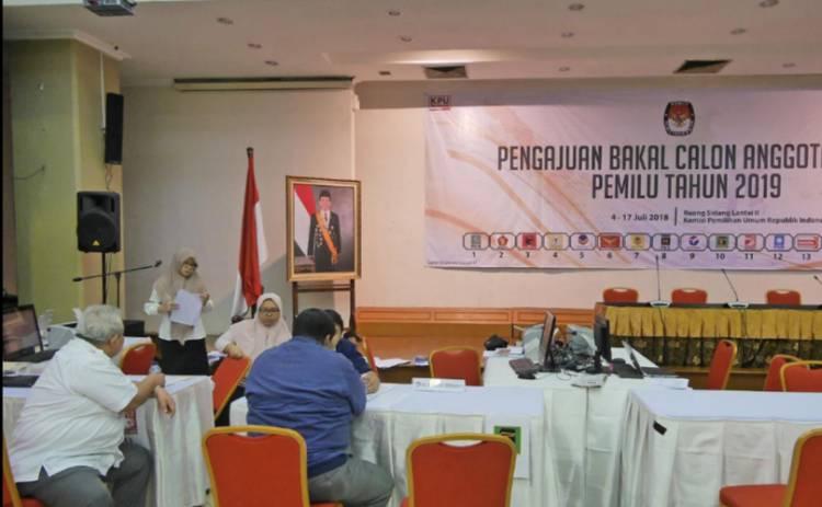 KPU Temukan Eks Napi Korupsi Jadi Bakal Caleg di NTB dan Sumut