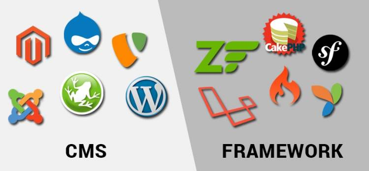 Framework dan CMS, Serupa Tapi Tak Sama