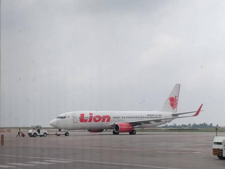 Jarak Pandang 4.500 Meter, Penerbangan di Jambi Masih Aman