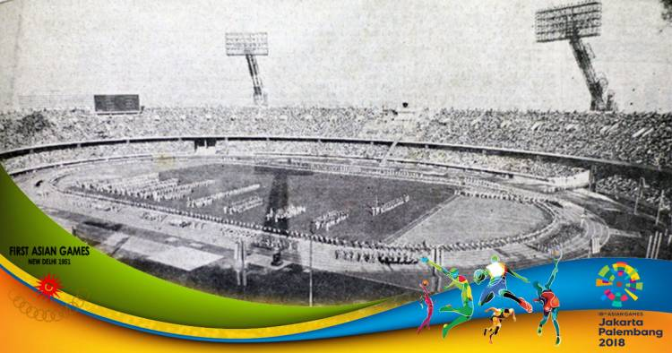 Berita Jambi: Sejarah Asian Games