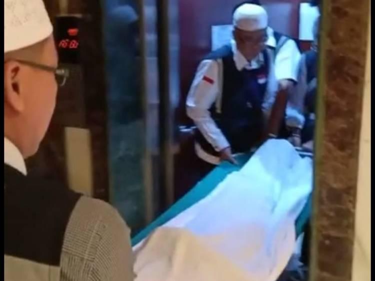 Jamaah Haji Jambi Asal Batanghari yang Meninggal Dimakamkan di Serayah Mekkah