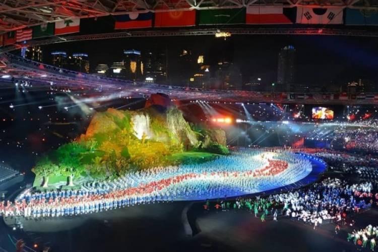 Ini Dia 7 Putra Bangsa di Balik Kesuksesan Pembukaan Asian Games 2018