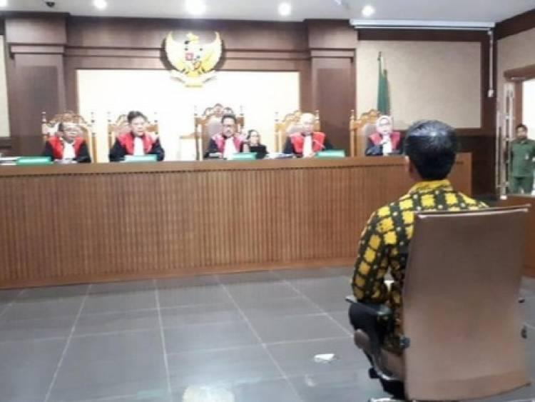 Terungkap 53 Anggota DPRD Provinsi Jambi Terima Uang Ketok RAPBD 2017