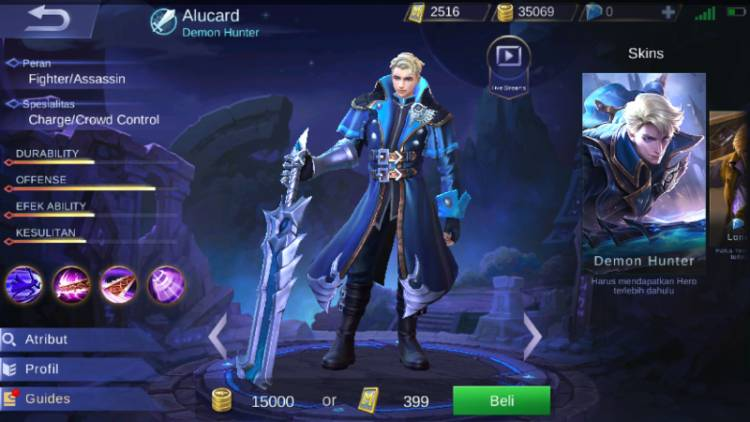 Membongkar Rahasia Build Item untuk Alucard
