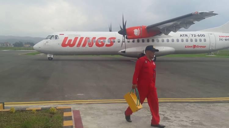 Tambahan Lahan 30 Hektare Pengembangan Bandara Depati Purbo Kerinci Sesuai Masterplan