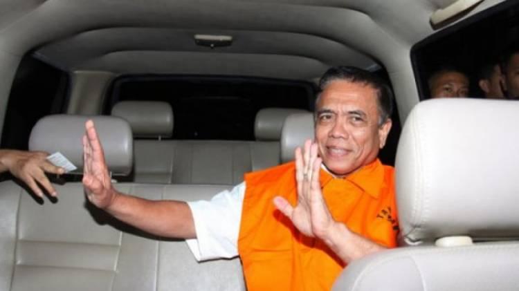 Gubernur Aceh Nonaktif Kembalikan Uang Hasil Korupsi Rp39 Juta ke KPK