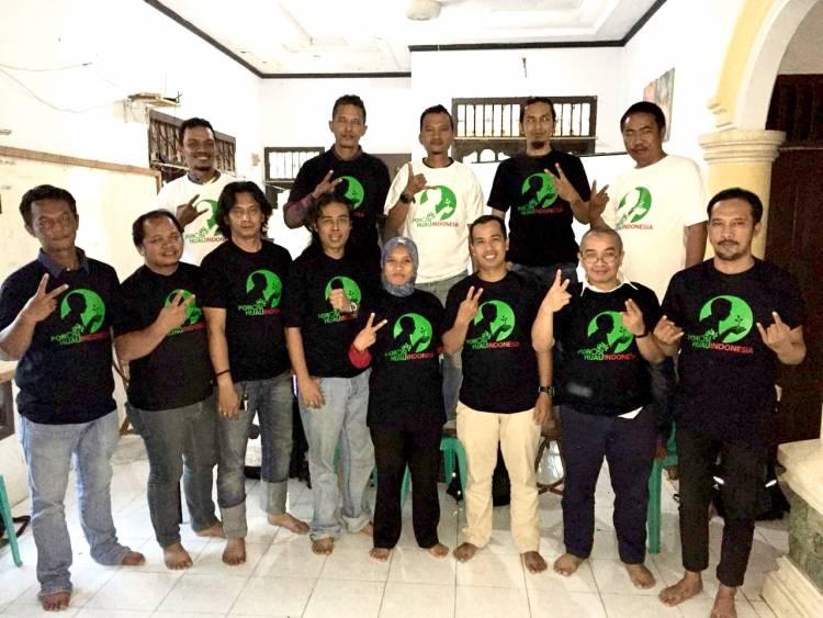 Dorong Tata Kelola Lingkungan Berkelanjutan, Poros Hijau Indonesia Jambi Dideklarasikan