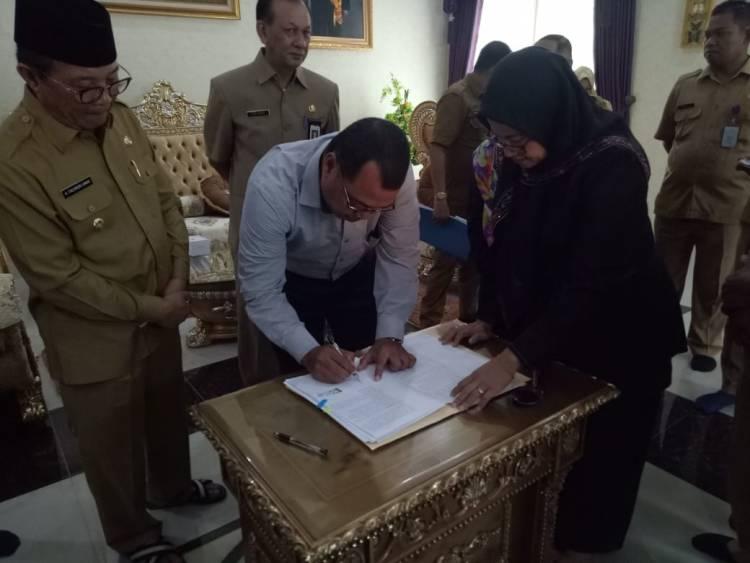 Miris, PAD Pemprov Jambi dari BOT Hotel Ratu Hanya Dihargai Tiga Kamar Per Harinya