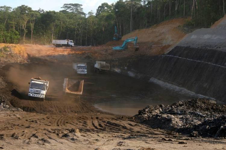 Pertambangan Penyumbang Terbesar Nilai Ekspor Jambi