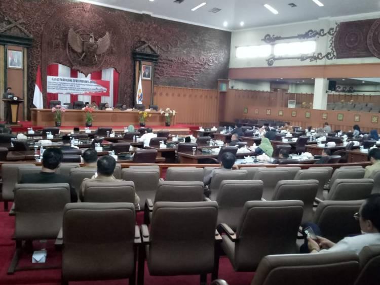 PAD Provinsi Jambi Turun, Dewan Soroti Kinerja Kepala OPD