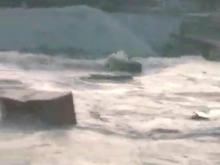 Dari Atas Kapal, ABK Ini Minta Doakan Agar Selamat Terjangan Tsunami