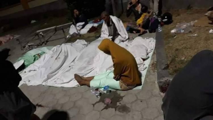 Tidak Ditetapkan Bencana Nasional, Luhut: Secara Selektif Tetap Terima Bantuan Internasional