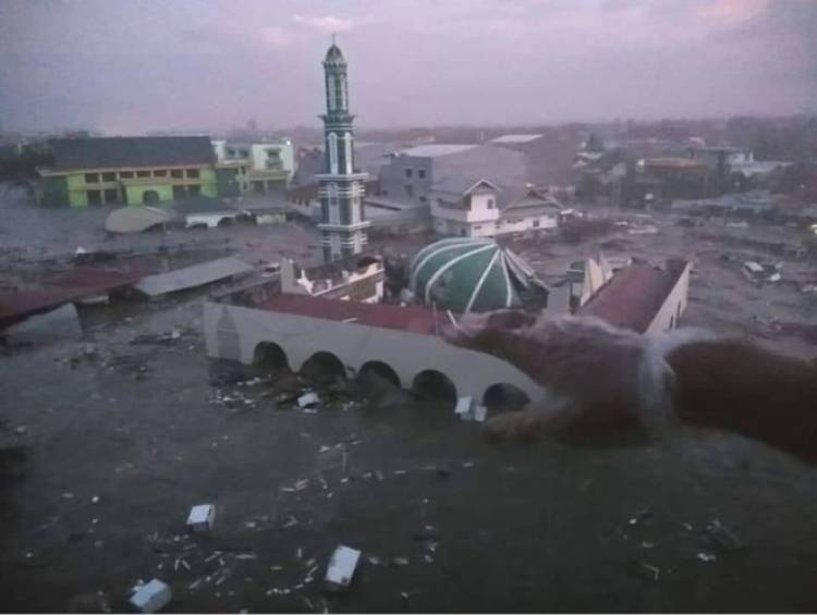 Badan Geologi Tegaskan Informasi Kota Palu Akan Tenggelam Adalah Hoax