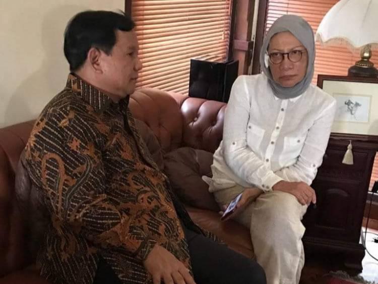 Bohongi Prabowo Subianto, Ratna Sarumpaet: Dengan Sangat Saya Minta Maaf