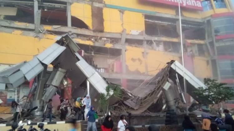 PMII Jambi Donasikan Rp46 Juta Korban Bencana Palu dan Donggala