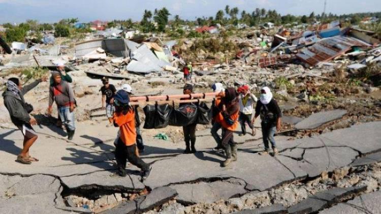UPDATE TSUNAMI PALU: Korban Meninggal Dunia Capai 1.571 Orang