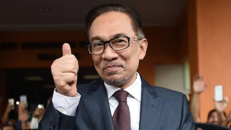 Berpeluang jadi Perdana Menteri, Anwar Ibrahim Dilantik Sebagai Anggota Parlemen