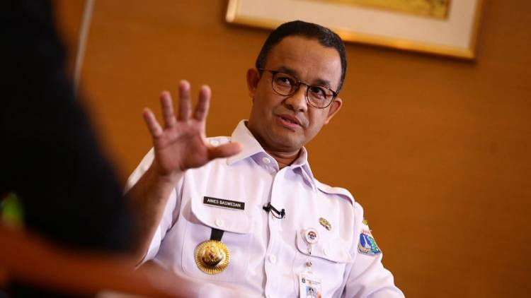 Dikritik Pedas Program Rumah DP 0 Rupiah, Anies Baswedan Bilang Begini