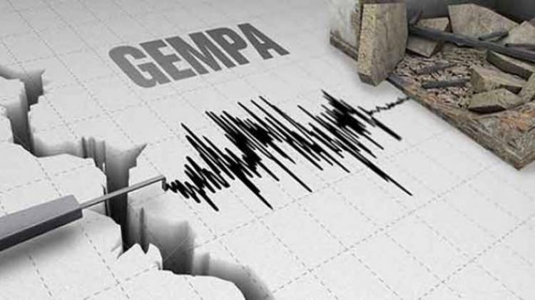 Setelah Palu dan Manado, Gempa 5,5 SR Guncang Mamberamo Tengah Papua