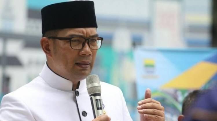 Dua Kepala Daerah Jabar Terjaring OTT KPK, Ridwan Kamil Bilang Begini