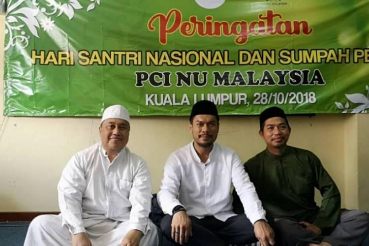 NU Malaysia Peringati Hari Santri dan Sumpah Pemuda