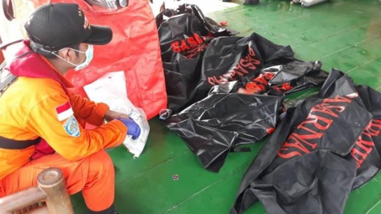 Mabes Polri Upayakan Sambung Potongan Tubuh Korban Lion Air JT 610