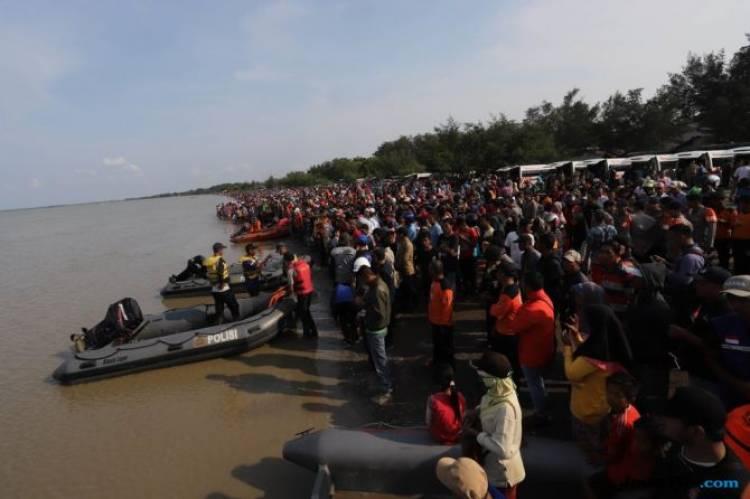 Tim Evakuasi Perluas Pencarian Korban JT 610 Hingga ke Perairan Indramayu